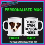 JACK RUSSELL CUTE DOG MUG GIFT BIRTHDAY